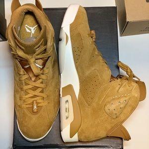 Golden Harvest / Air Jordan 6 Retro